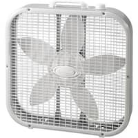 "Lasko 20"" Standard Box Fan 3733 Unit: EACH"