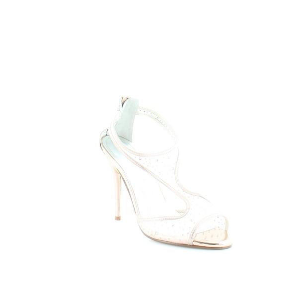 Caparros Hope Women's Sandals & Flip Flops Rose Gold Metallic - 9