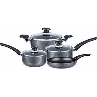 Brentwood Bps-107 Aluminum Ns Cookware 7Pc Set