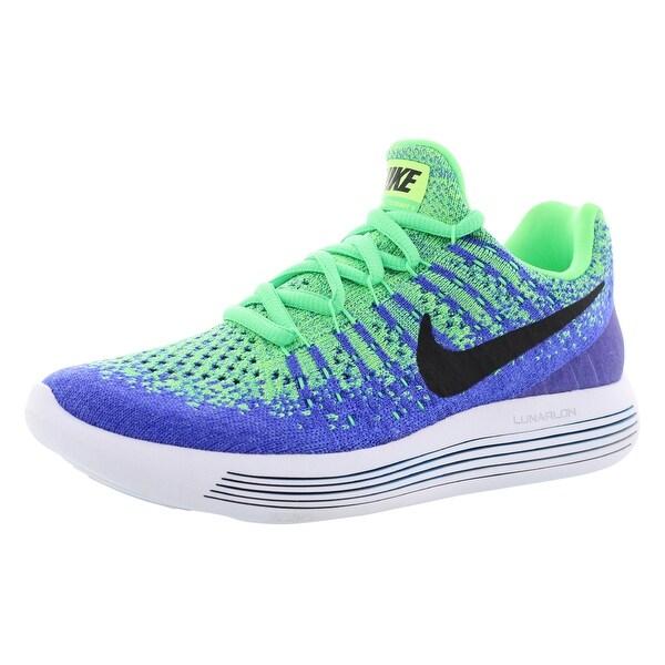 c74e2e5782f14 Shop Nike Lunarepic Low Flyknit 2 Gs Running Boy s Shoes Size - Free ...