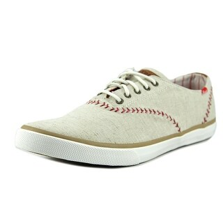 Keds CH Vintage Baseball Round Toe Canvas Sneakers