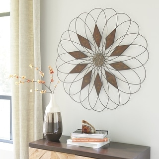 Link to Dorielle Metal Wall Decor Similar Items in Decorative Accessories