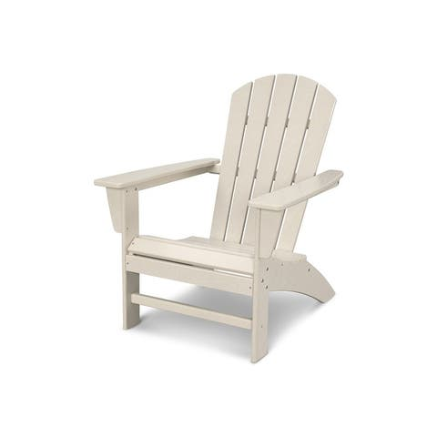 POLYWOOD Nautical Adirondack Polywood Chair