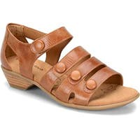 Comfortiva Womens Reading Open Toe Casual Strappy Sandals - 9