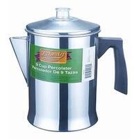 Epoca Inc 9 Cup Percolator Coffee Pot  3609-CPA