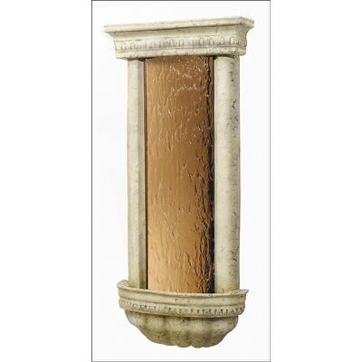 BluWorld Bellezza Indoor Outdoor Wall Fountain