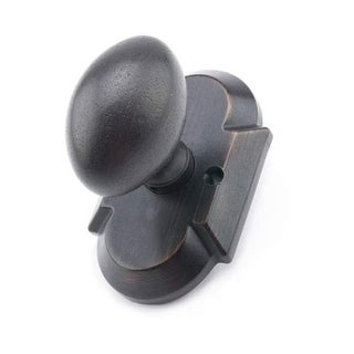 Miseno MHDW-AD178 Seville Solid Brass Single Dummy Knob