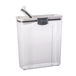 Progressive 12-Cup Cereal Prokeeper, Clear