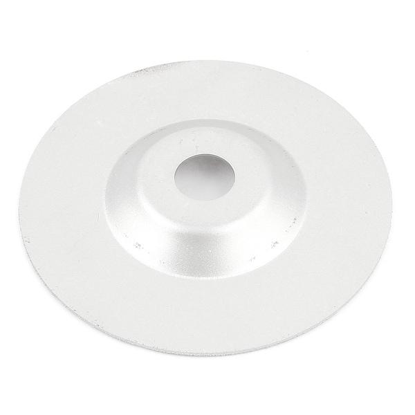 Unique Bargains Granite Grinding Tool Diamond Coated Cutting Wheel Disc  100mm X 16mm