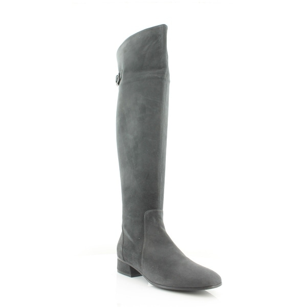 Aquatalia Lala Women's Boots Anthracite - 10