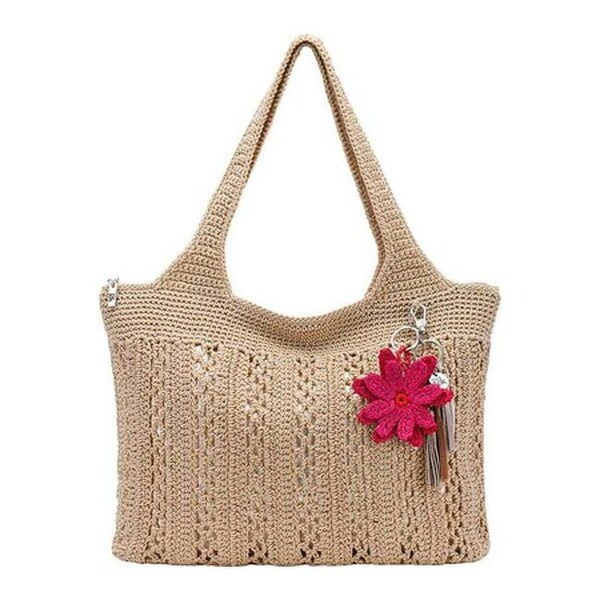 95dafaba6183 THE SAK Women s Casual Classics Large Tote Bamboo Gold - us women s one  size (