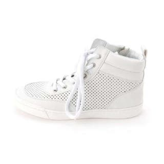 534caff3c09b Steve Madden Womens Mikeyy High Hight Top Lace Up Fashion Sneakers - 5.5