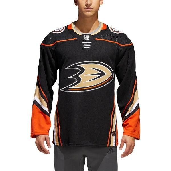 651218d79 Adidas Anaheim Ducks Nhl Men's Climalite Authentic Team Hockey Jersey