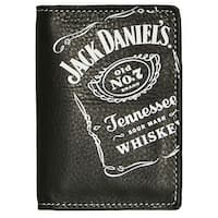 Black Trifold Wallet, Whiskey Collection - One size