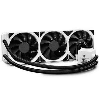 360 mm RGB CPU Liquid Cooler for Intel LGA20XX & AMD Socket AM4 -