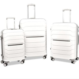 Samsonite Freeform HS Spinner 3 Piece Set, White