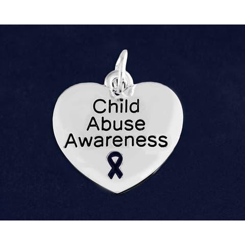 Child Abuse Awareness Charm