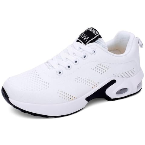 Athletic Mesh Breathable Sneakers Tennis Shoes