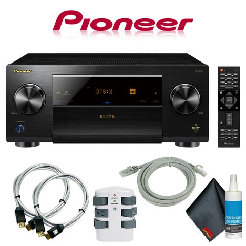 Pioneer Elite SC-LX901 11.2-Channel A/V Receiver + Accessories