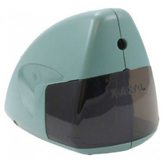 X-Acto 19500 Mighty Mite Electric Sharpener, Mineral Green