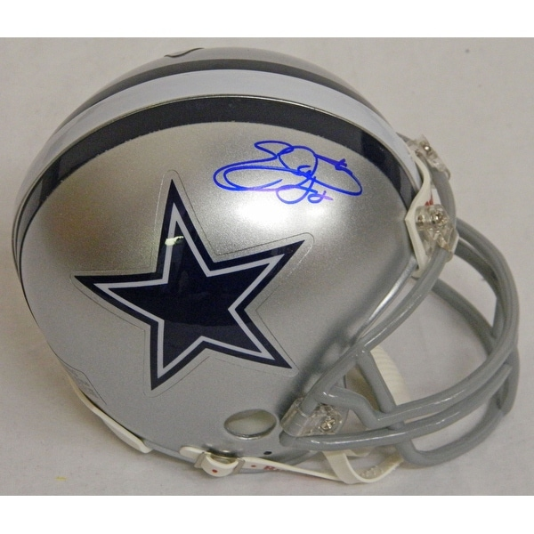 cc731571d Shop Emmitt Smith Cowboys Riddell Replica Mini Helmet - Free Shipping Today  - Overstock.com - 13074709
