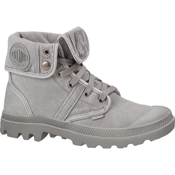 705cd1b07 Shop Palladium Men's Pallabrouse Baggy Titanium/Hi-Rise - Free Shipping  Today - Overstock - 11794268