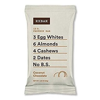 RxBar Bar, Protein Coconut Chocolate - (Case of 12 - 1.83 oz)