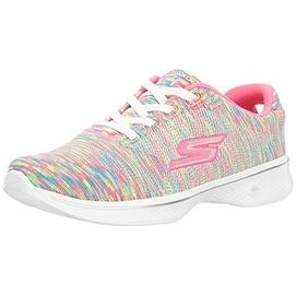 Skechers Performance Women's Go 4-14178 Walking Shoe, Multi, 5.5 M US