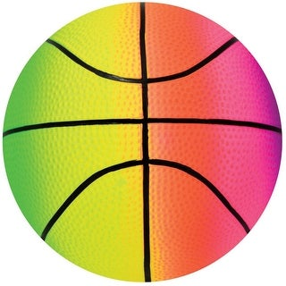 Hedstrom 54-5260BX Multicolored Basketball, 8.5""