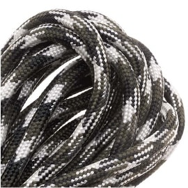 Paracord 550 / Nylon Parachute Cord 4mm - Army Camo (16 Feet/4.8 Meters)
