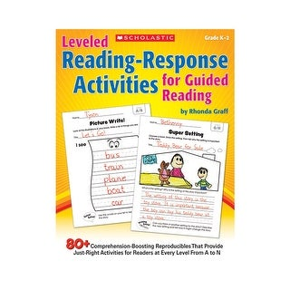 Leveled Reading Response Activities