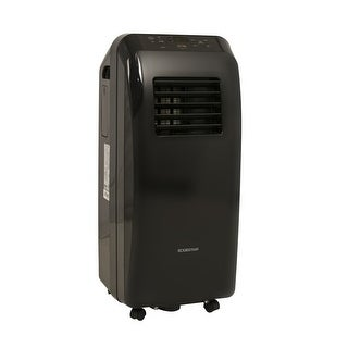 EdgeStar AP10002BL 10000 BTU 115V Portable Air Conditioner with Dehumidifier, Window Mounting Kit and Remote