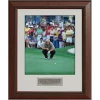 Jack Nicklaus unsigned 4X US Open 16X20 Custom Framed