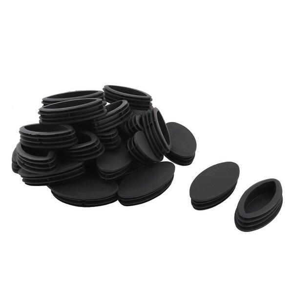 Shop Plastic Oval Design Tube Insert End Blanking Cover