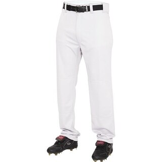 Rawlings Youth Semi-Relaxed Cloth Baseball Pants (4 options available)