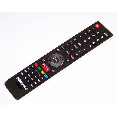 NEW OEM Hisense Remote Control Originally Shipped With 40H5-B, 40K366WN, 48H5