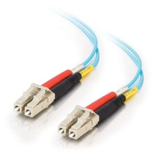 C2g - 4M Lc-Lc 10Gb 50/125 Mm Om3 Fiber Cable