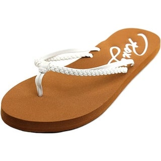 Roxy Cabo Open Toe Synthetic Flip Flop Sandal
