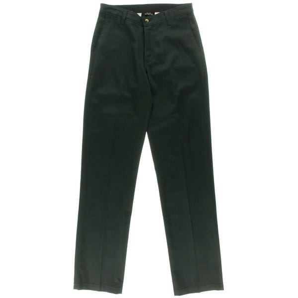 f4fd1b51 Shop Wrangler Mens Riata Casual Pants Relaxed Fit Flat Front - Free  Shipping On Orders Over $45 - Overstock - 14283064