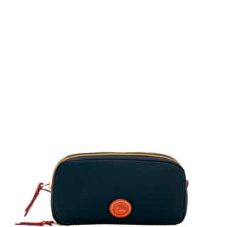 Dooney & Bourke Nylon Sarasota Zip Cosmetic (Introduced by Dooney & Bourke at $98 in Feb 2017) - Black|https://ak1.ostkcdn.com/images/products/is/images/direct/a30a283cf9cf51f29c2c5d37d7306a1a646fbb21/Dooney-%26-Bourke-Nylon-Sarasota-Zip-Cosmetic-%28Introduced-by-Dooney-%26-Bourke-at-%2498-in-Feb-2017%29.jpg?impolicy=medium