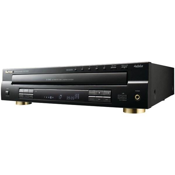 Sherwood Cdc-5506 5-Disc Cd Changer
