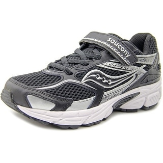Saucony Cohesion 9 Round Toe Canvas Running Shoe