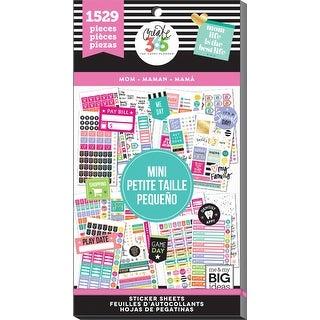 Create 365 Happy Planner Sticker Value Pack-Mini Mom Job