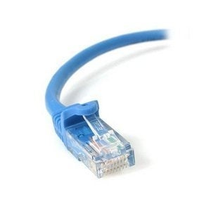 Startech - Make Power-Over-Ethernet-Capable Gigabit Network Connections - 3Ft Cat 6 Patch C