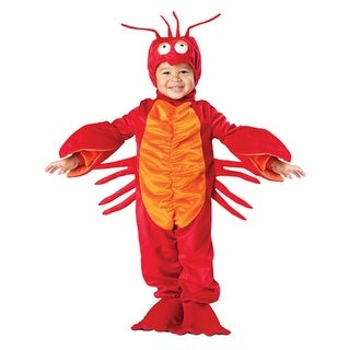 Kids Lobster Animal Halloween Costume