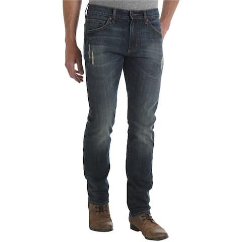 Wrangler Mens Retro Slim Fit Jeans, blue, 32W x 30L - 32W x 30L