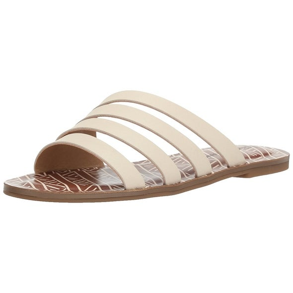 Lucky Brand Womens LK-Anika Open Toe Casual Slide Sandals