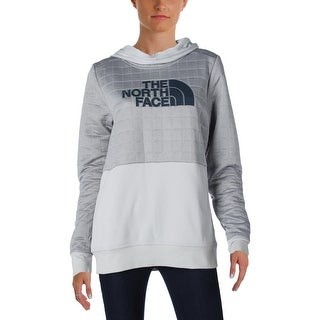 The North Face Womens Hoodie Quilted Colorblock