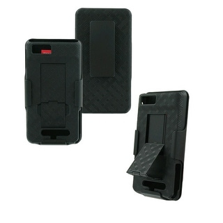 OEM Verizon Shell Holster Combo for Motorola Droid X2 MB870 (Black)