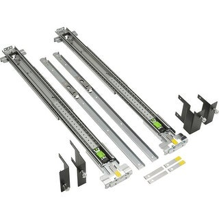 """HP Adjustable Rail Rack Flush Mount Kit B8S55AT Adjustable Rail Rack Flush Mount Kit"""